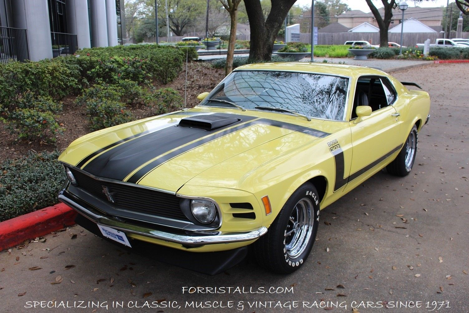 Great 1970 Ford Mustang Boss 302 Rare W Code With Original Engine 2017 2018