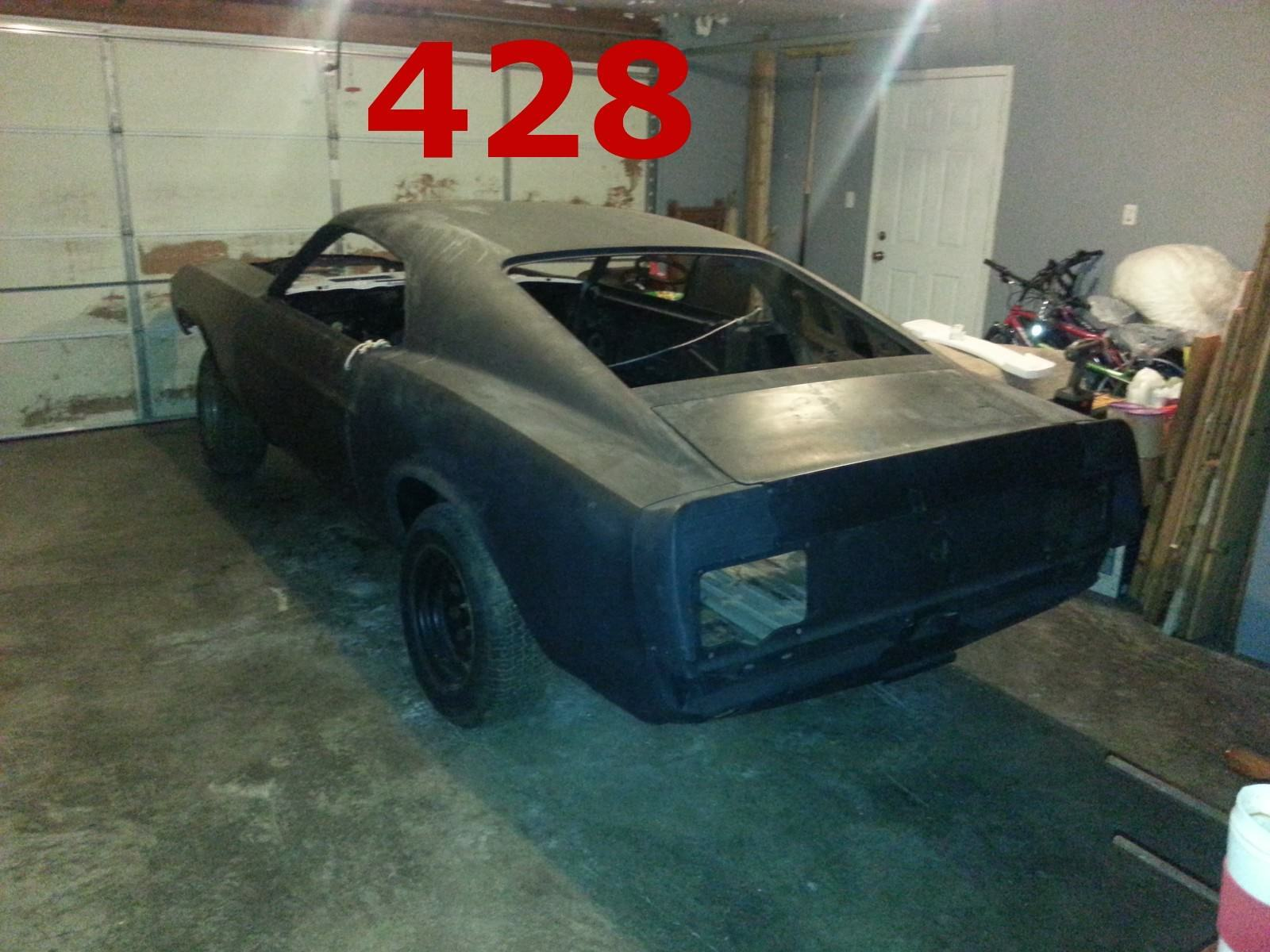 Amazing 1970 Ford Mustang Fastback 428 1 Of 29 Black On 2018 2019