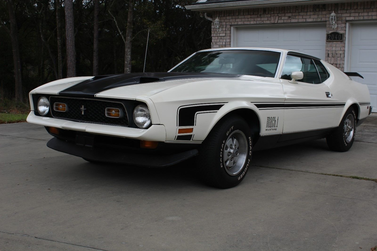 Awesome 1971 Ford Mustang Mach 1 1971 Mustang Mach 1 351 Cleveland 4v 2018 2019 Mycarboard