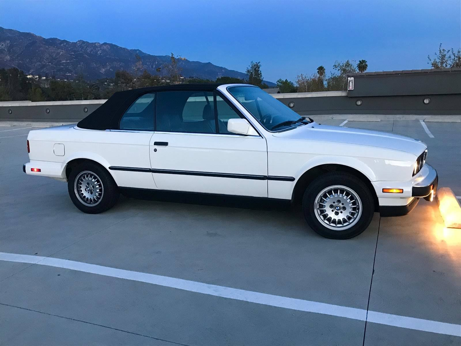 Great 1988 Bmw 3 Series Convertible 325i 2017 2018