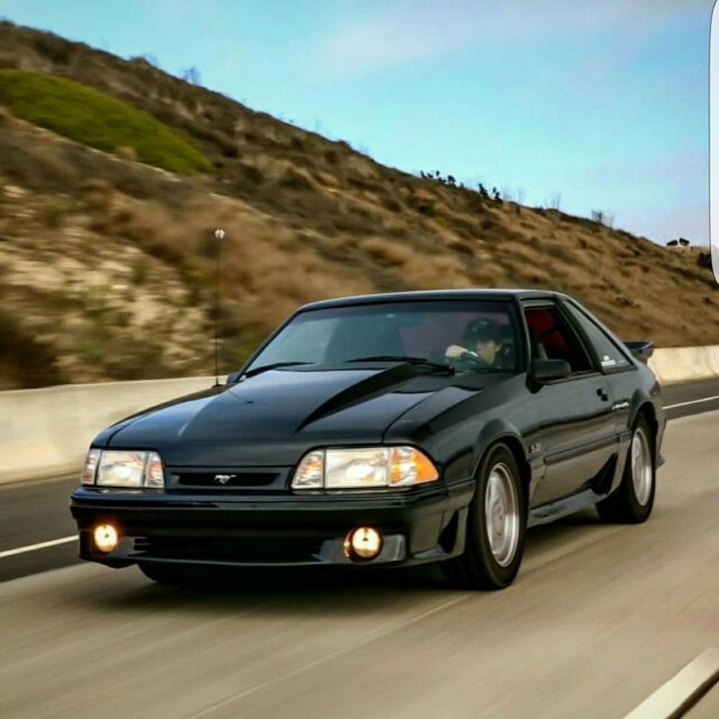 1990 Ford Mustang GT Foxbody Mustang GT 2017 2018