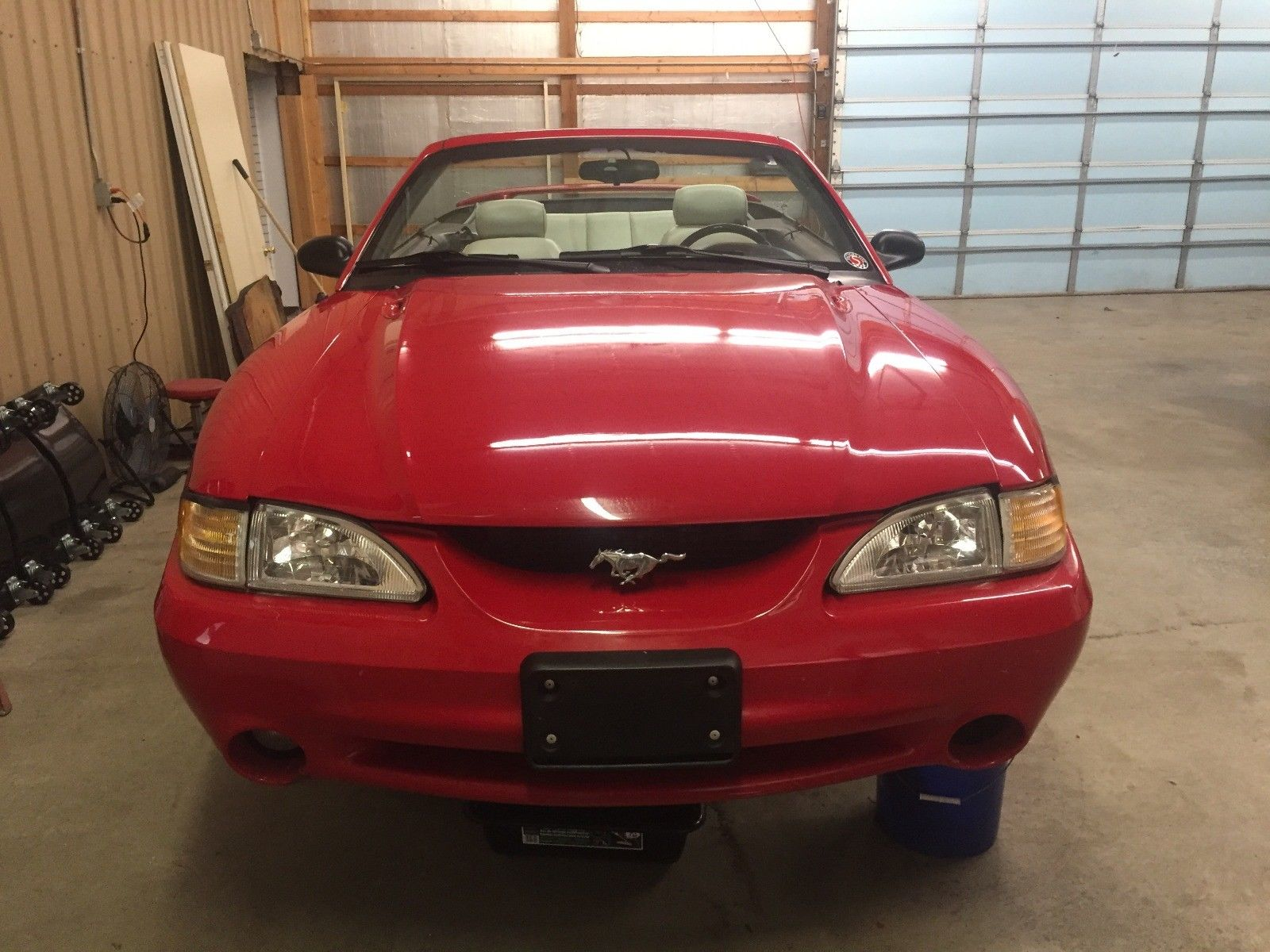 Great 1995 ford mustang gt 1995 mustang gt convertible clean body only parts car factory five shell 2018 2019