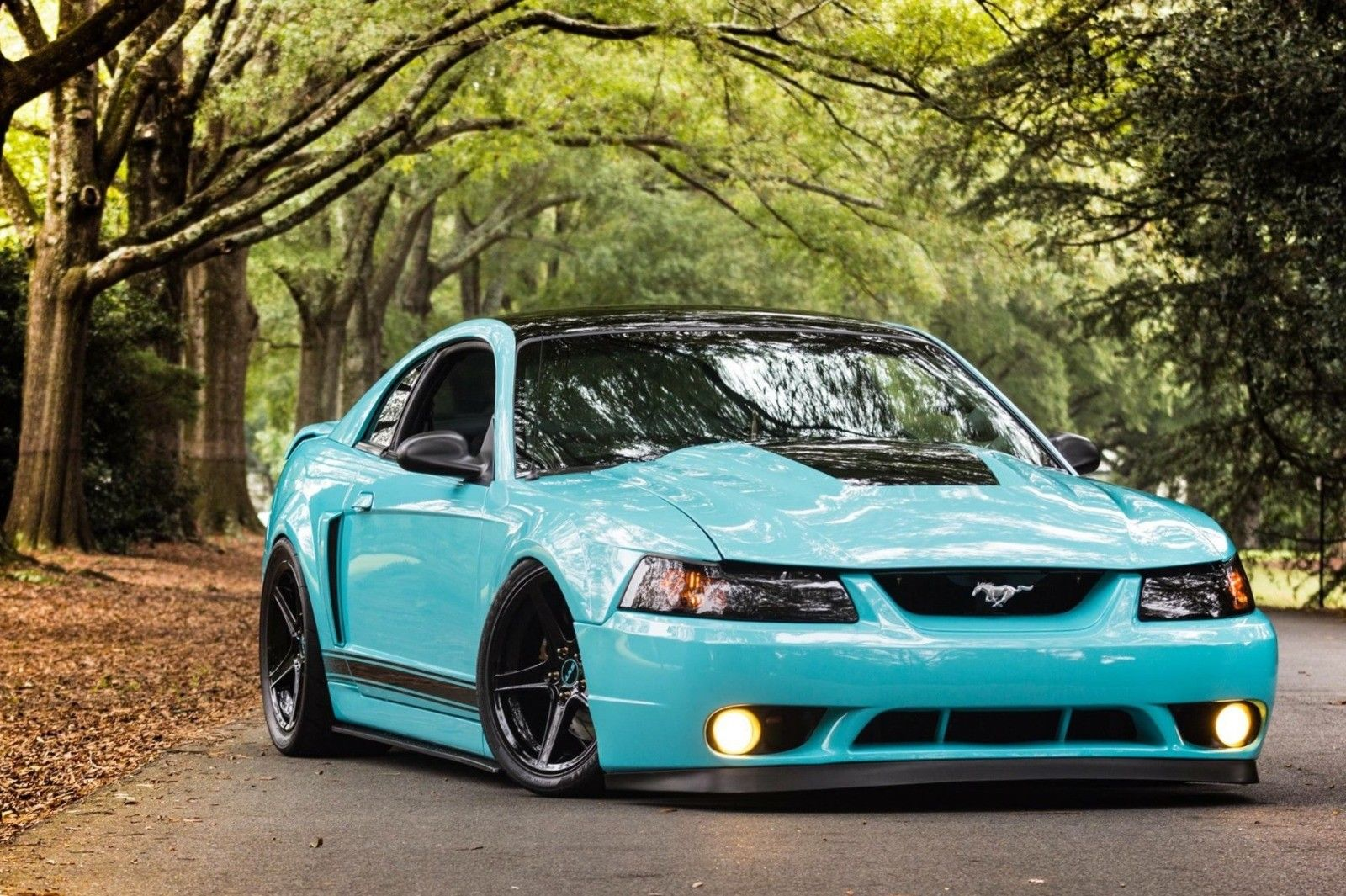 99 Ford Mustang Gt