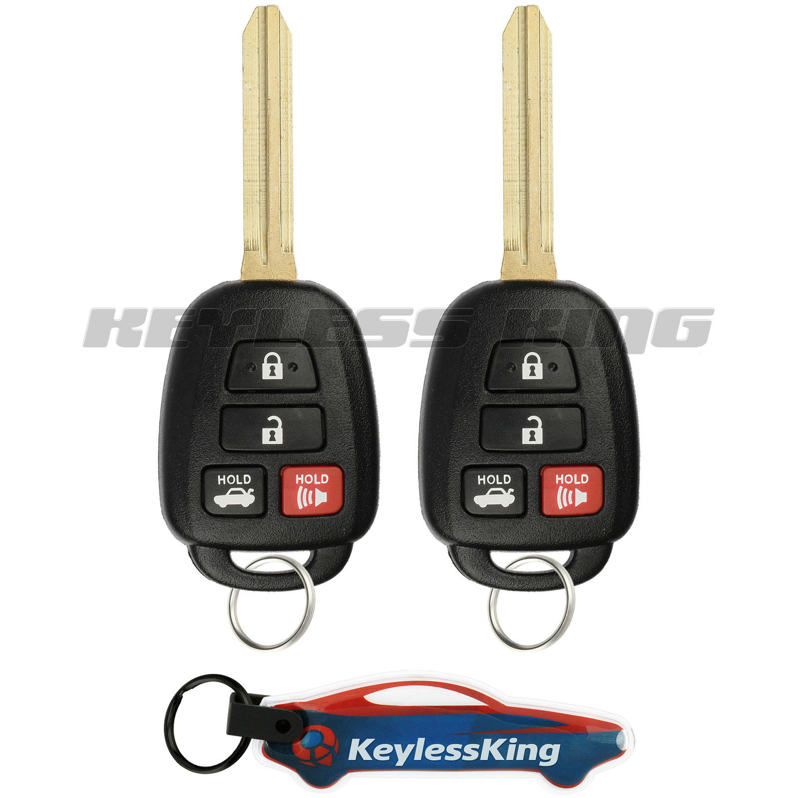 Amazing 2 Replacement For 2012 2014 Toyota Camry Key Fob Keyless
