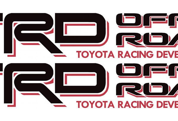Awesome 2003 Toyota Trd Off Road Decals Tacoma Sticker