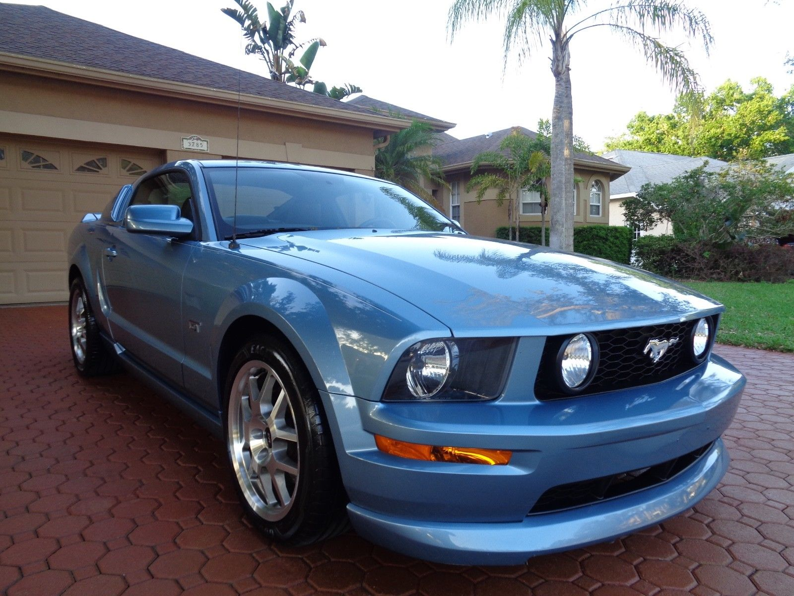 Awesome 2005 ford mustang premium gt package 2006 ford mustang gt premium 5sp leather 18″ svt whls 1 fl owner immaculate mint 2017 2018