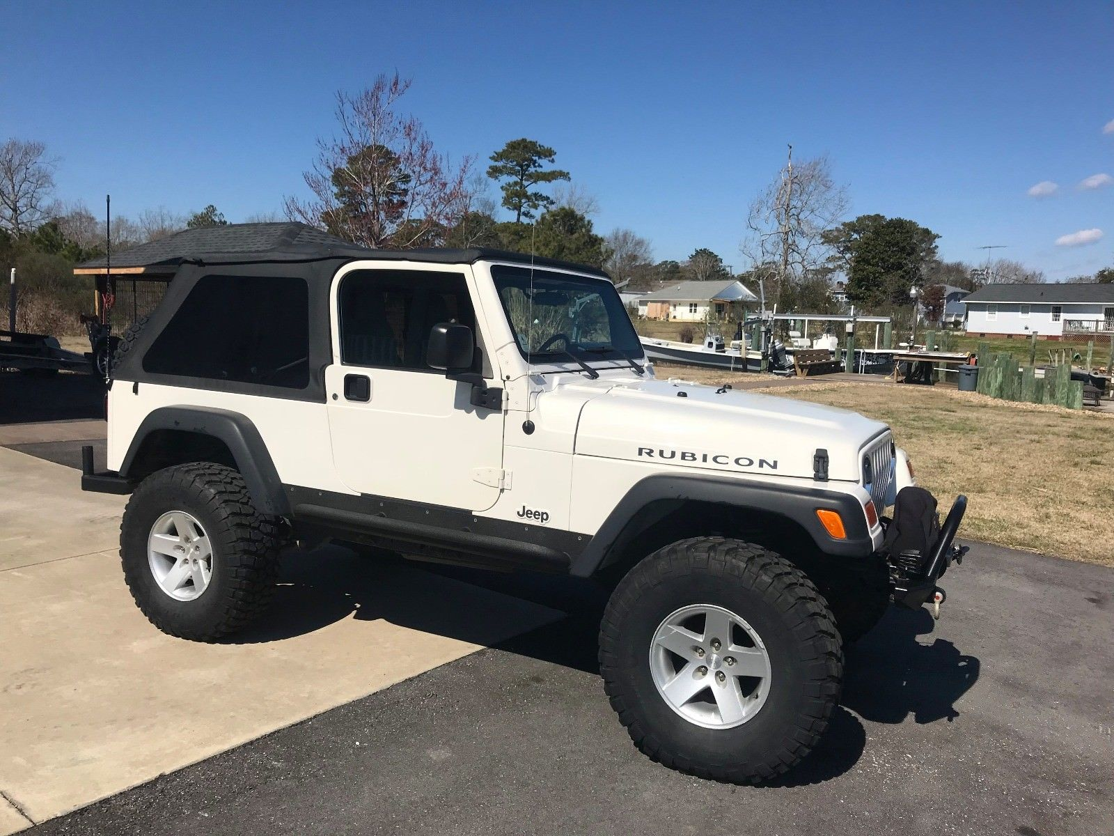 Used 2005 Jeep Wrangler Rubicon 2005 Jeep Wrangler Lj Unlimited Rubicon Only 27 400 Miles  2018