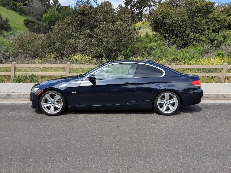 Wonderbaarlijk Great 2007 BMW 3-Series 2007 BMW 335i Coupe – Manual Transmission CB-24