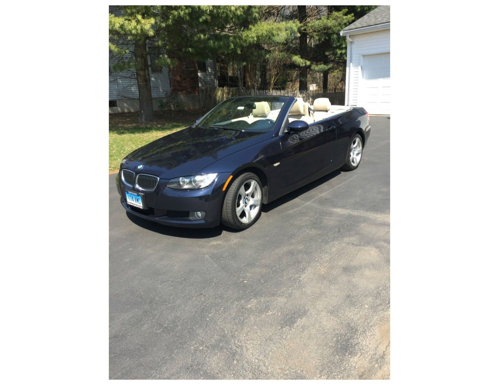 Awesome 2009 Bmw 3 Series Hardtop Covertible 328i