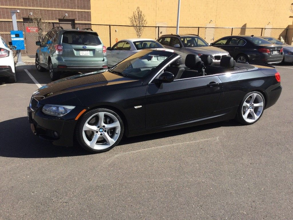 Great 2017 Bmw 3 Series Convertible M Package 335i