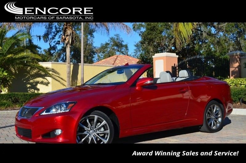 Great 2013 Lexus Is 2dr Convertible Automatic W Luxury Package And Nav 2013 Lexus Is 250c 2dr Convertible Automatic W Luxury Package And Nav 19626