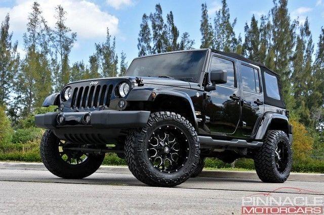 Amazing 2014 Jeep Wrangler Unlimited 4 4 Lifted Sahara Jeep Wrangler