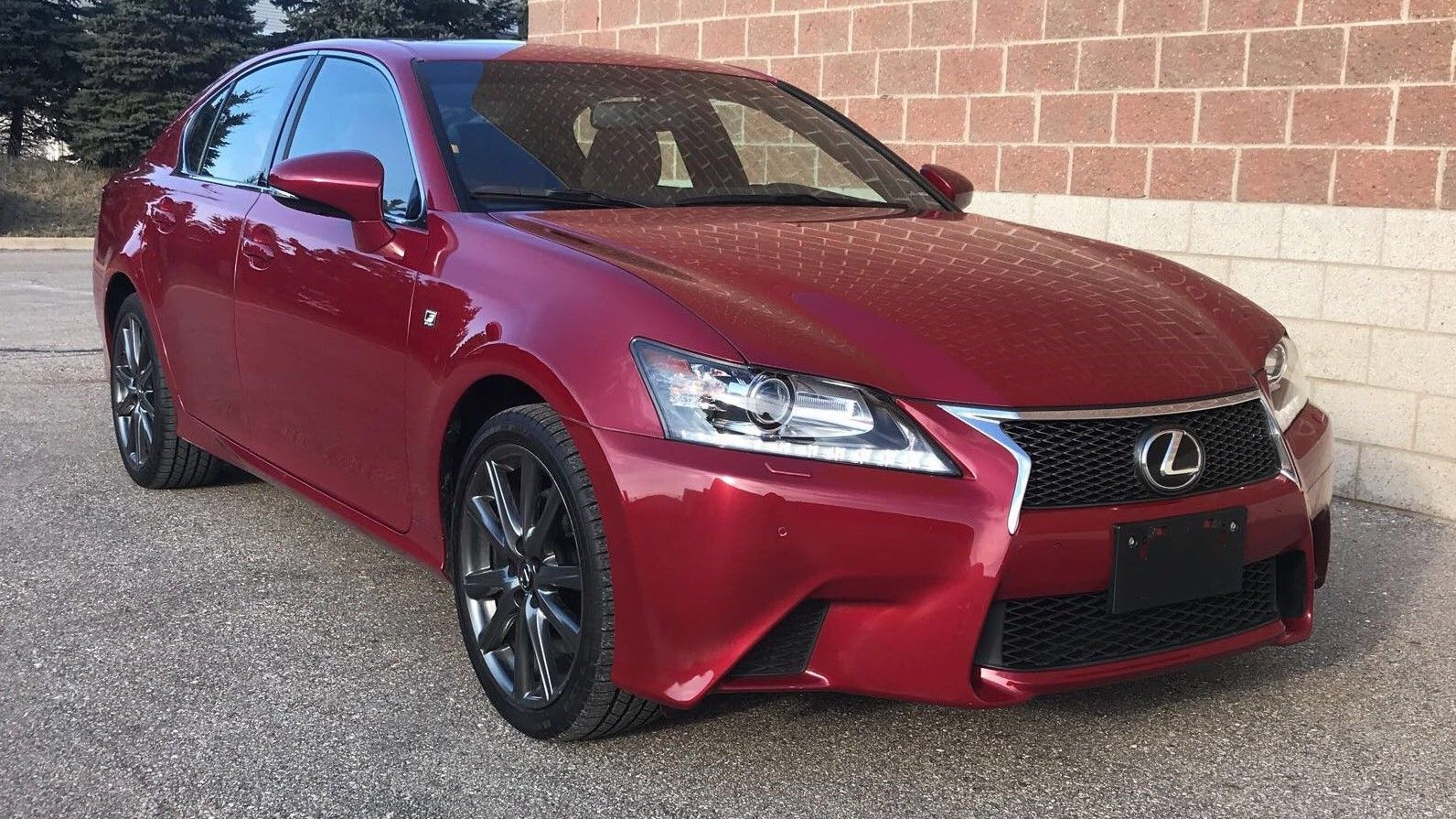 Awesome 2014 Lexus GS 350 F SPORT AWD 2014 LEXUS GS350 F SPORT AWD 2018 2019
