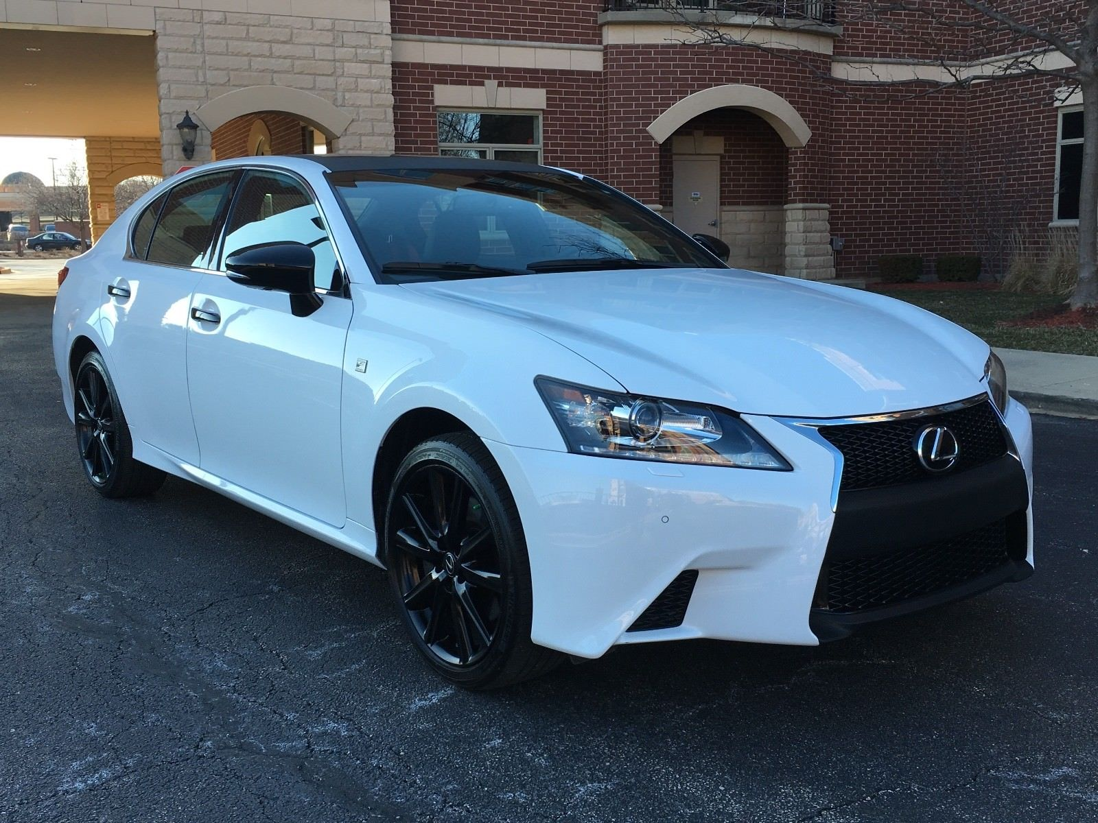 Great 2017 Lexus Gs Gs350 Awd F Sport Crafted Line 2 2018
