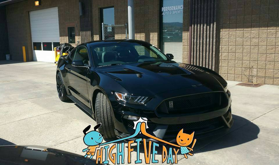 Awesome 2016 Ford Mustang Gt350 Beautiful Shelby Gt 350 For D In A Climate Controlled 2018 2019