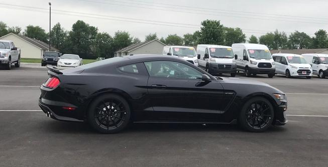Amazing 2017 Ford Mustang Gt Cobra 350 Black W Paint Protection 2018