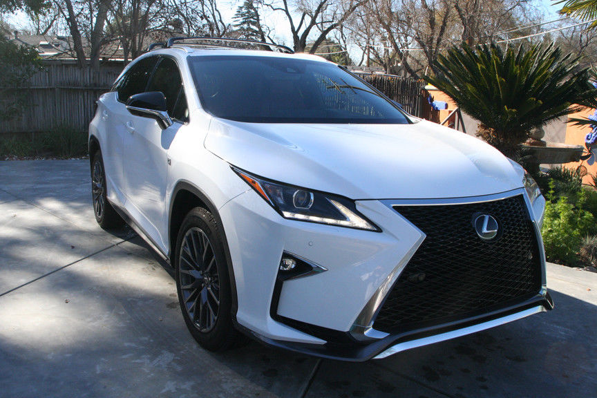 amazing 2017 lexus rx rx350 f sport 4dr suv awd 2017 rx350. Black Bedroom Furniture Sets. Home Design Ideas