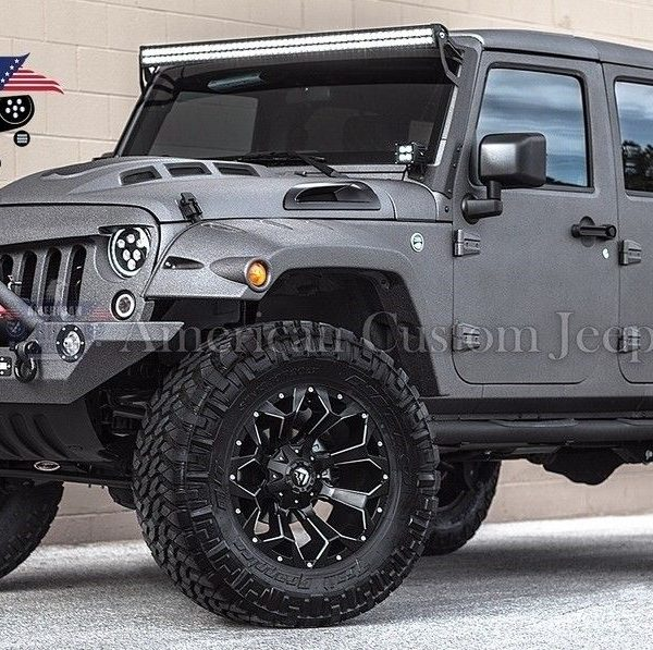 For Sale 2008 Jeep Wrangler Unlimited 4 Door: Awesome 2018 Jeep Wrangler Custom Unlimited Sport Utility