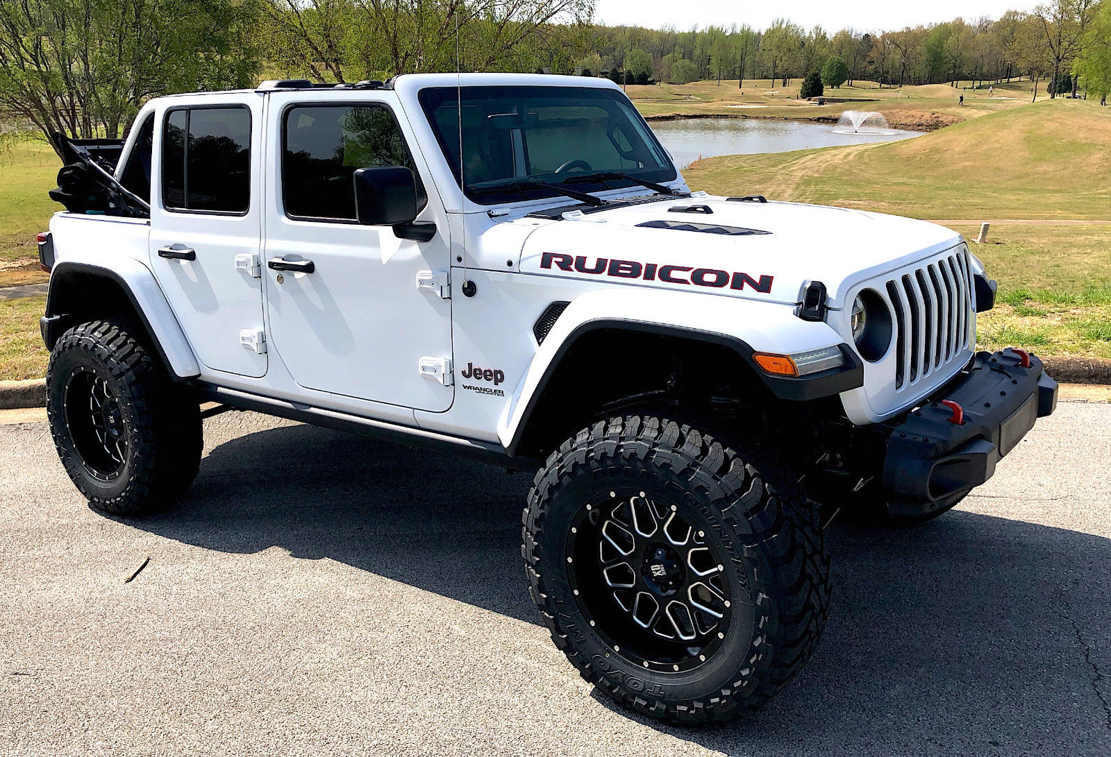 Awesome 2018 Jeep Wrangler Jl Unlimited Rubicon Hard 2019