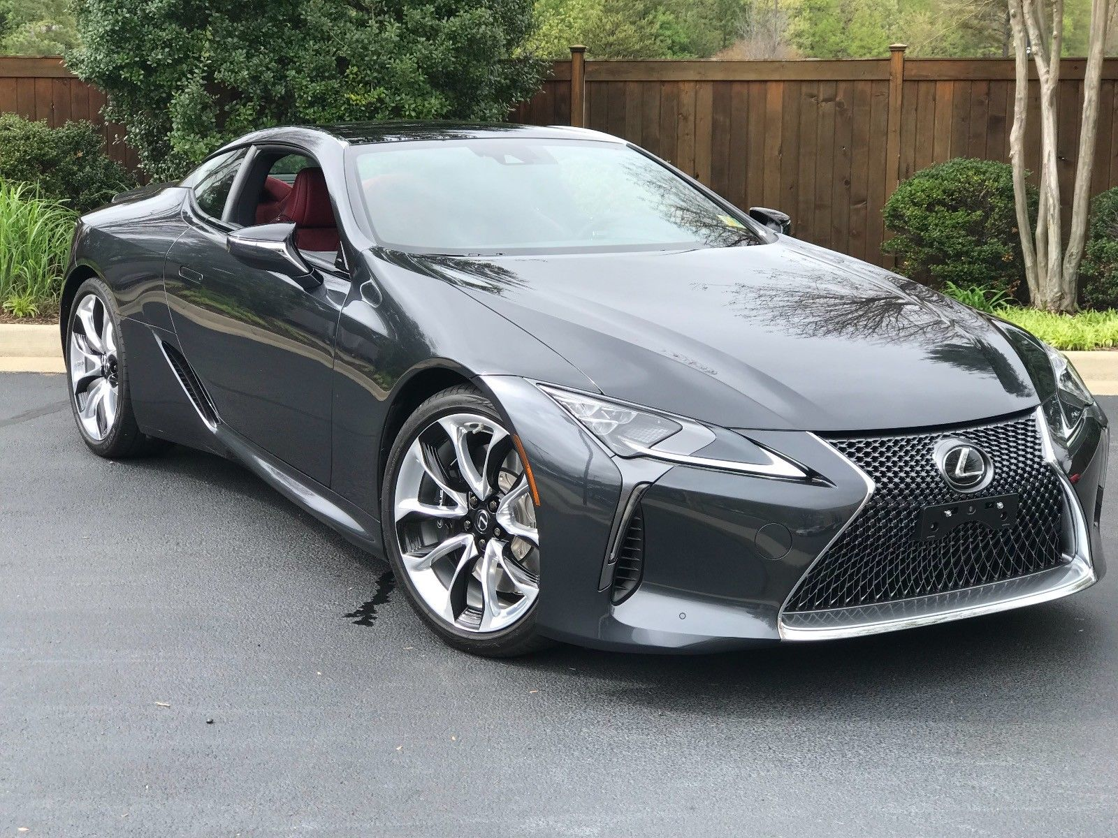 Awesome 2018 Lexus LC500 Base Coupe 2 Door Lexus LC500 2017 2018