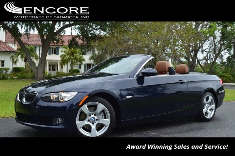 Awesome 3 Series 328i Convertible W Premium And Cold Weather Packa 2009 Bmw 59 630 Mile 2017 2018