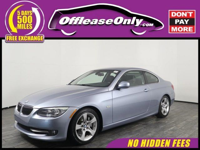 Awesome 3 Series 335i Coupe Rwd Off Lease Only 2017 Bmw Turbocharged Gas I6 0l 182 2018