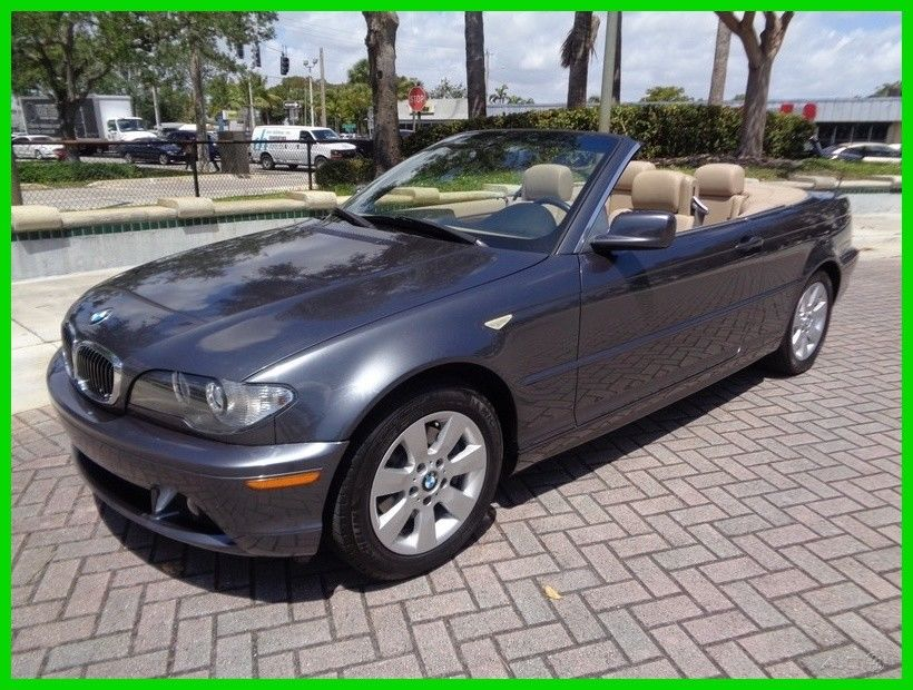 Awesome Bmw 325 325ci Convertible 2006 Cabriolet Clean Carfax Dealer Serviced No Reserve 2017 2018