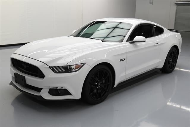 Great Ford Mustang Gt 2dr Fastback Texas Direct Auto 2017 Used 5l V8 32v Automatic Rwd Coupe 2018 2019