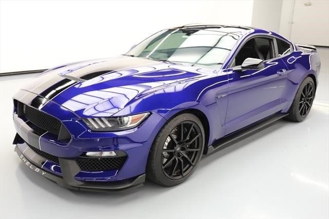Great Ford Mustang Shelby Gt350 2dr Fastback Texas Direct Auto 2016 Used 5 2l V8 32v Manual Rwd 2017 2018