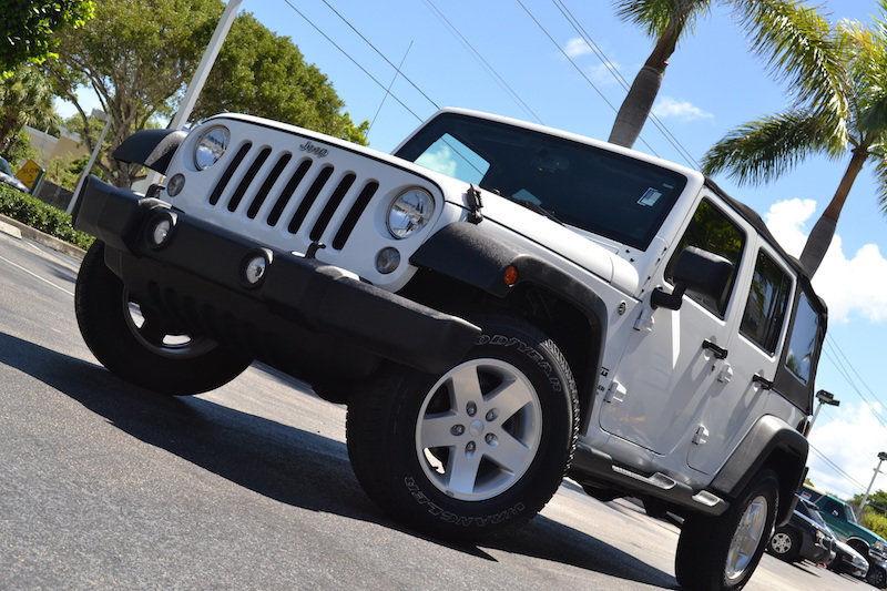 2014 jeep wrangler manual