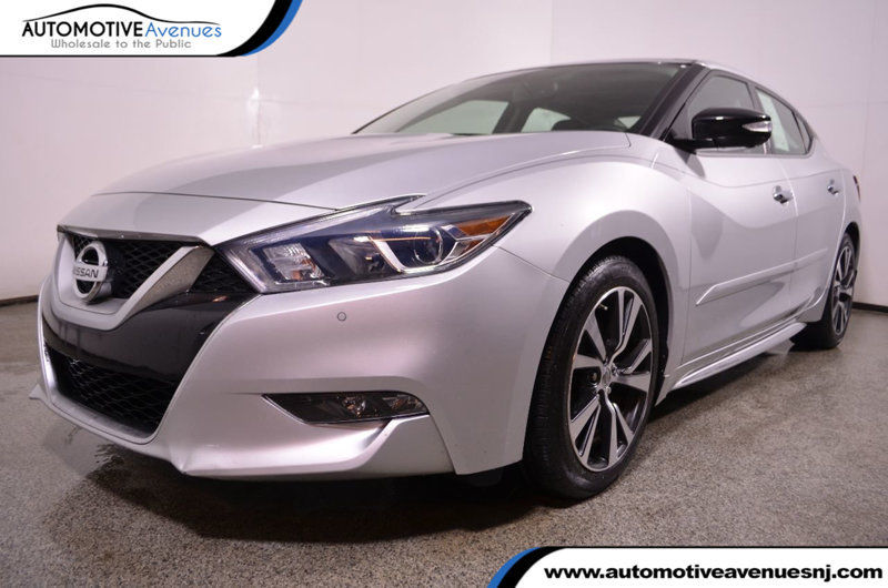 Awesome Maxima 4dr Sedan 3 5 Platinum 2016 Nissan Brilliant Silver 5l V6 Cylinde 2017 2018