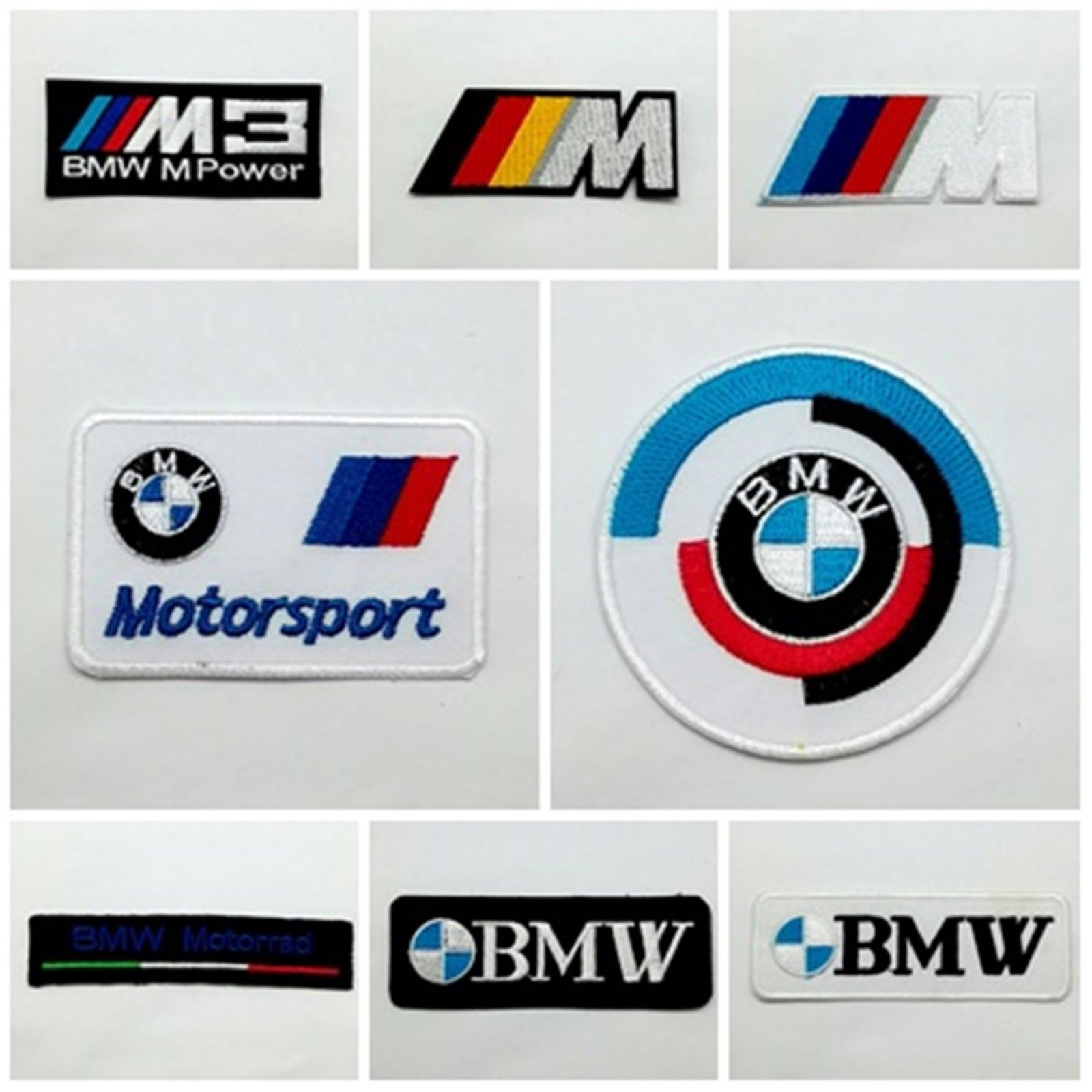 Amazing new bmw m3 m power motorsport motorrad racing car sew iron on patch cap logo diy 2018 2019