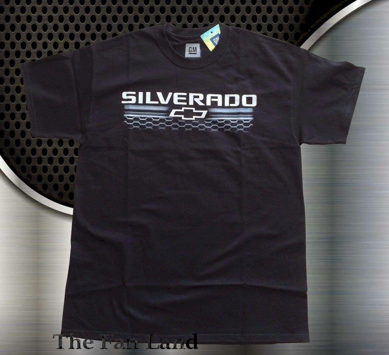 chevy silverado t shirts