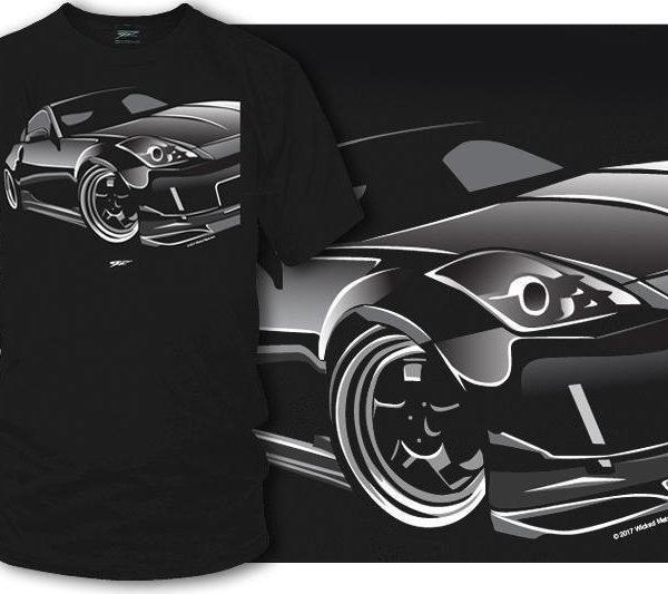Nissan 350Z 2017 >> Great Nissan 350z T Shirt Wicked Metal 19 99 2017 2018