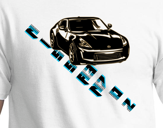 Amazing Nissan 370z Treaded#2 T Shirt JDM 350z 280z 300zx turbo body kit  parts spoiler 2017 2018