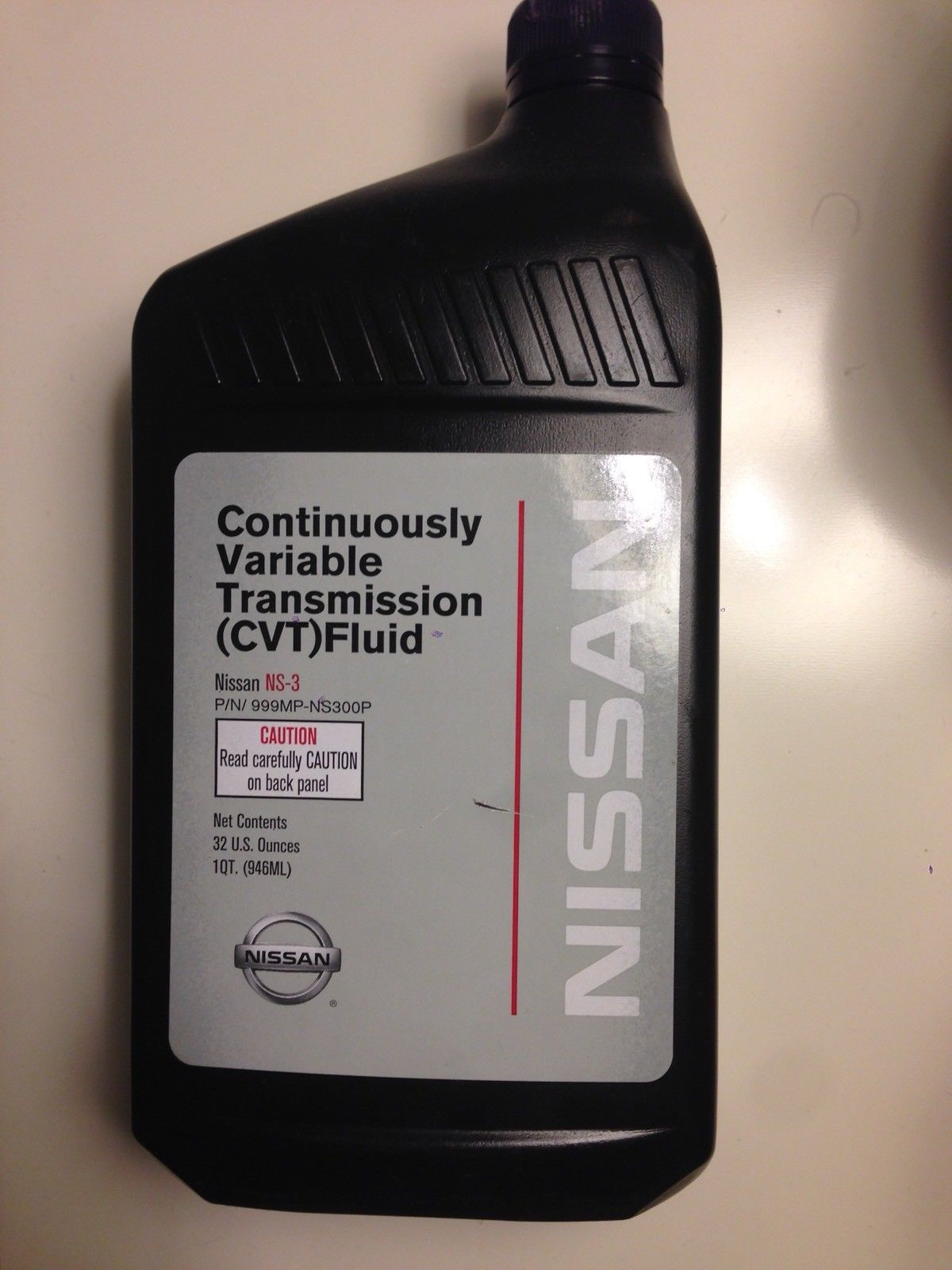 Great OEM Nissan CVT fluid NS3 P# 999MP-NS300P (Pack Of 6, One Quart,  Unopened) 2017/2018