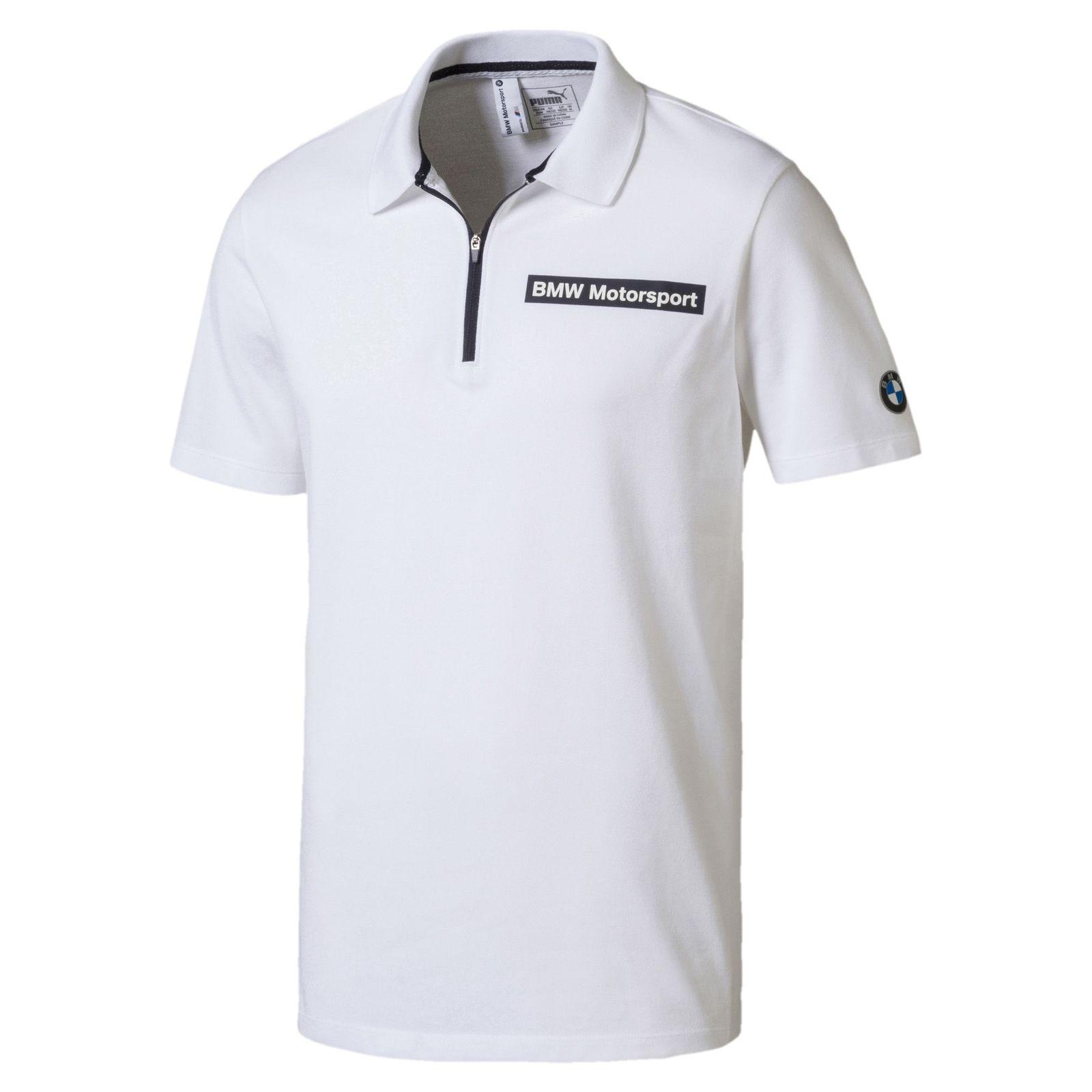 PUMA BMW Motorsport Men's Polo Shirt 2018-2019 - MyCarBoard.com