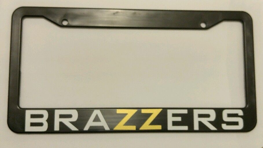 Awesome brazzers license plate frame jdm kdm static camber stance ...