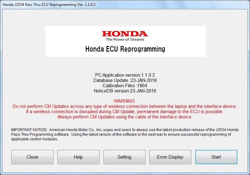Great Honda Acura HDS Diagnostic Programming Scan Tool OBDII Dealer i-HDS  2018-2019
