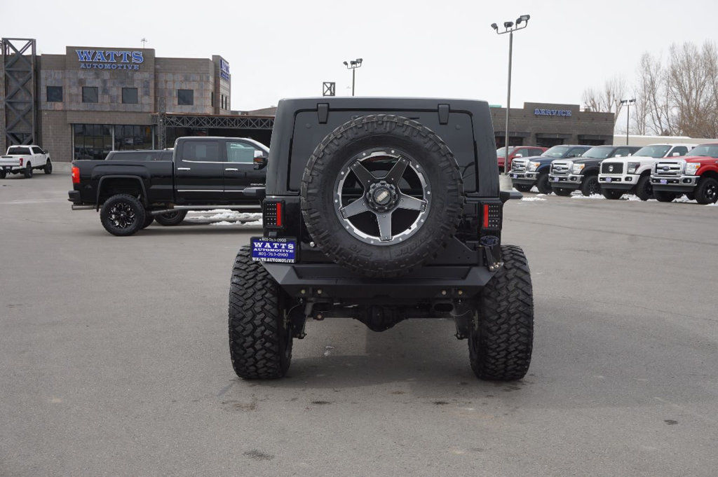 Awesome Jeep Wrangler Unlimited RUBICON Lifted Jeep ...