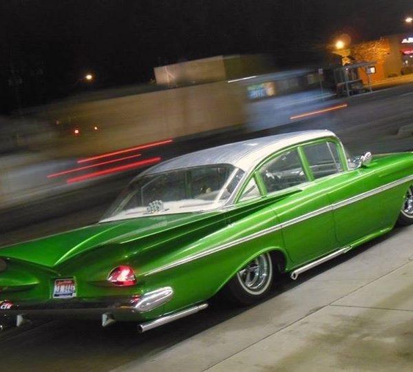 Bel Air Car >> Awesome 1959 Chevrolet Bel Air 150 210 1959 Chevy Bel Air Kustom
