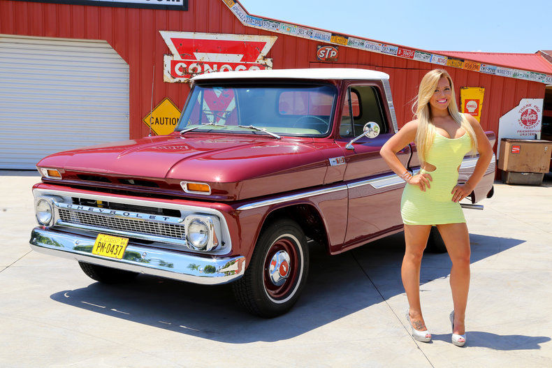 Awesome 1965 Chevrolet C10 1965 Chevy C10 Pick Up Frame