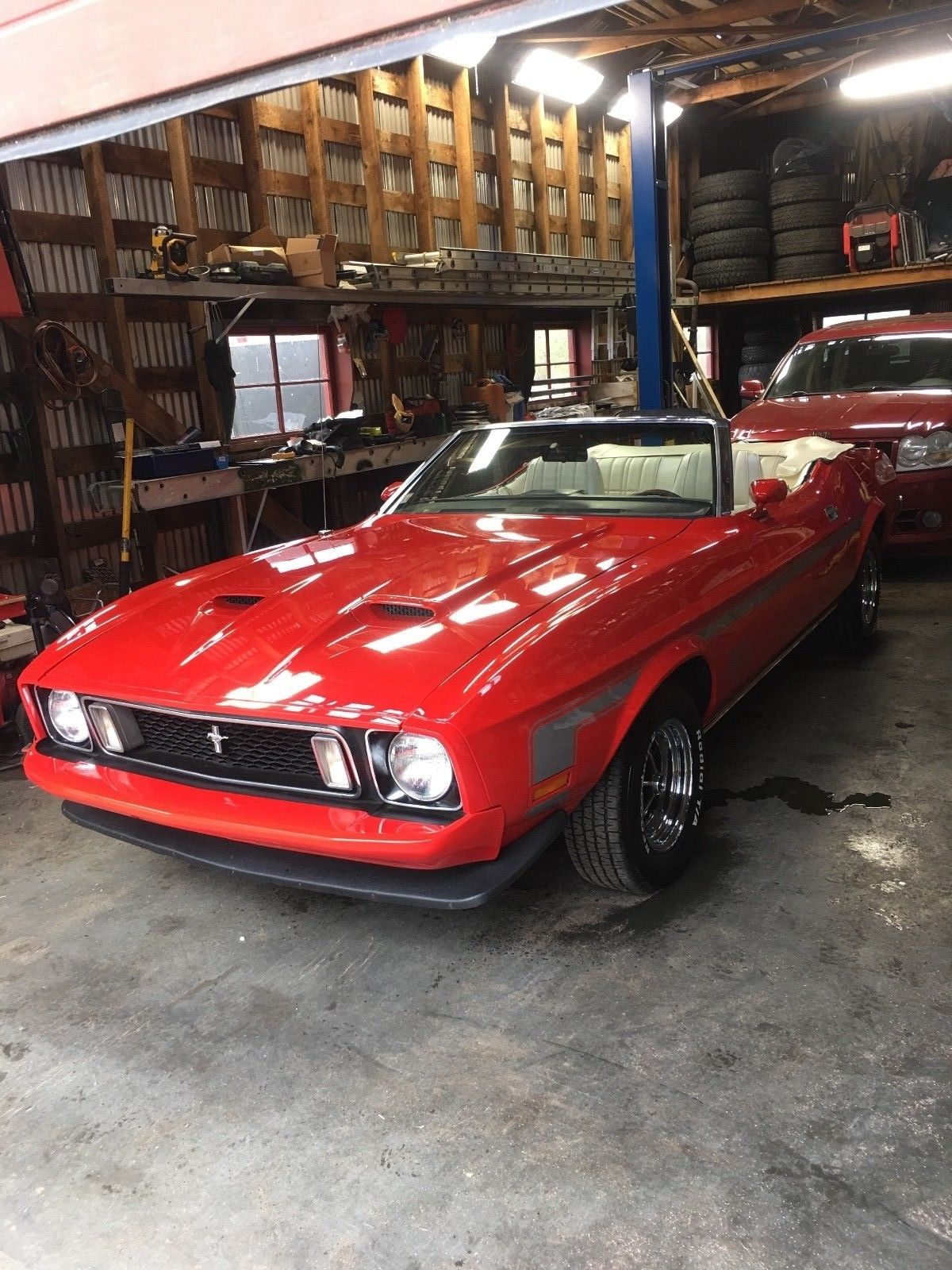 1973 Ford Mustang Mach 1 1973 Mustang Convertible 2018 2019