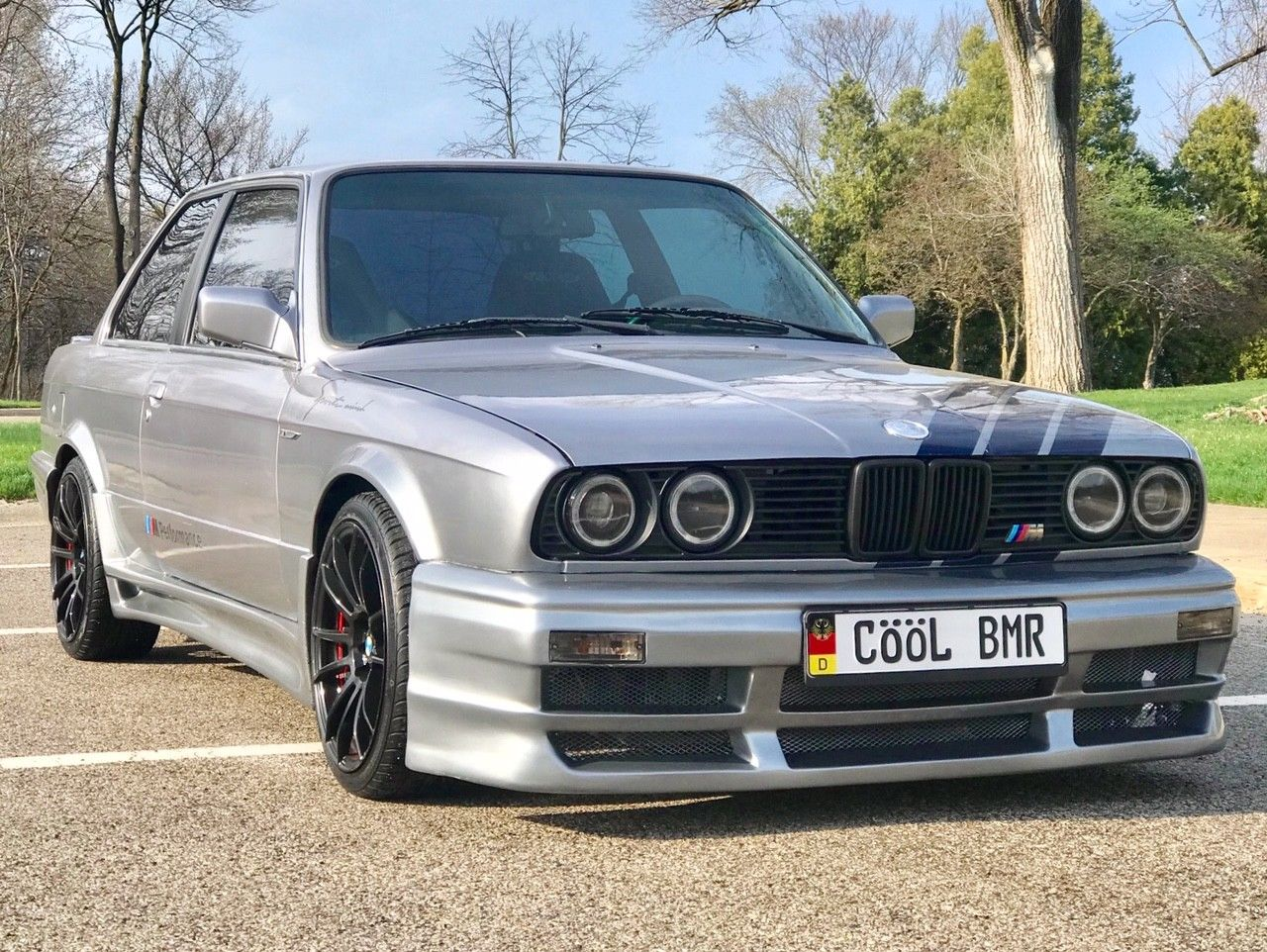 Awesome 1988 Bmw 3 Series 325is 325 Is Coupe M3 Style Body Kit Recaro Five Sd 5 Euro 2018 2019