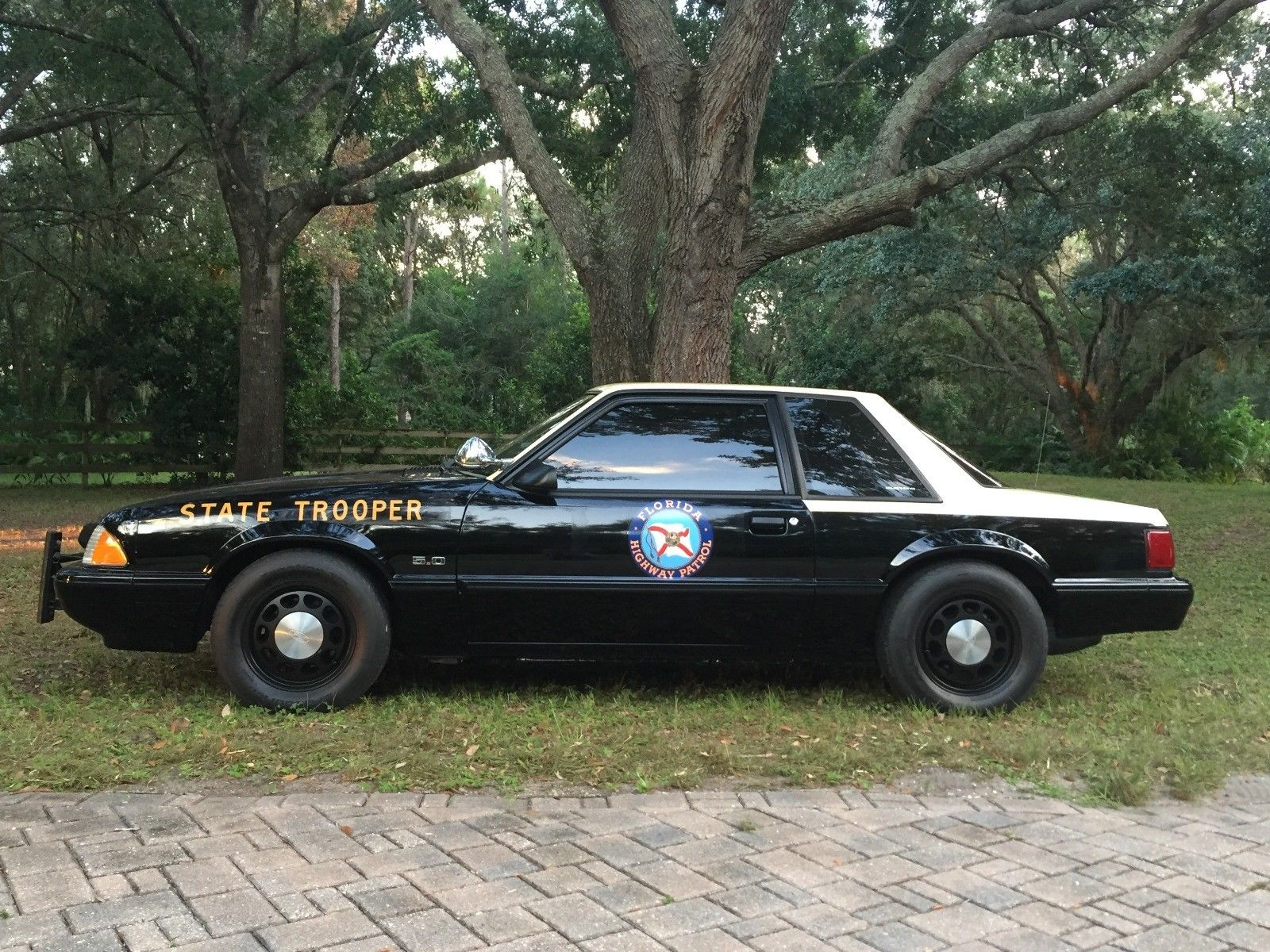 Great 1992 ford mustang lx 1992 ford mustang lx 5 0 coupe florida highway patrol car ssp fhp collector gt 2018 2019