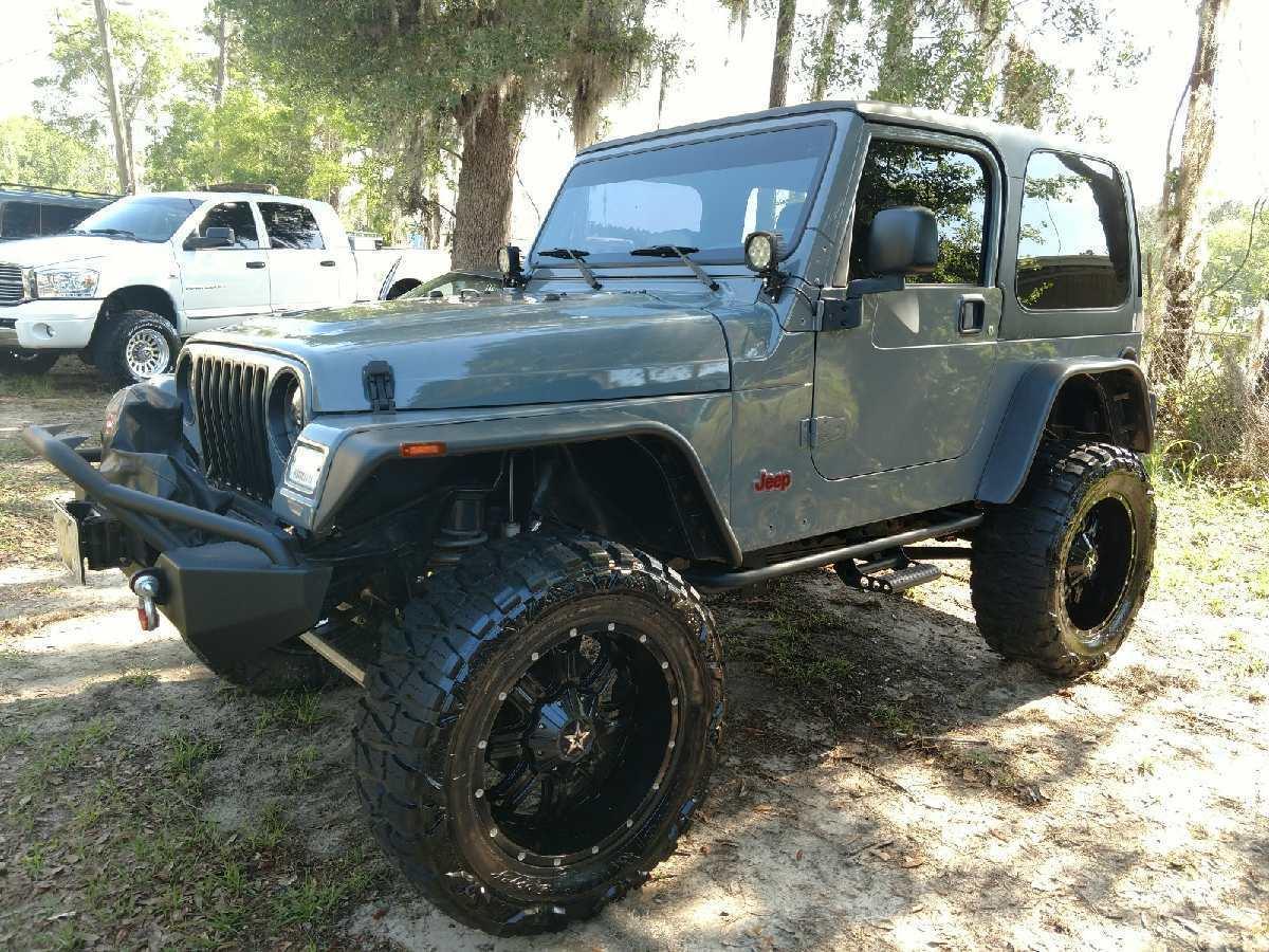 Great 1997 Jeep Wrangler Sahara 97 U2032 Jeep Wrangler Tj