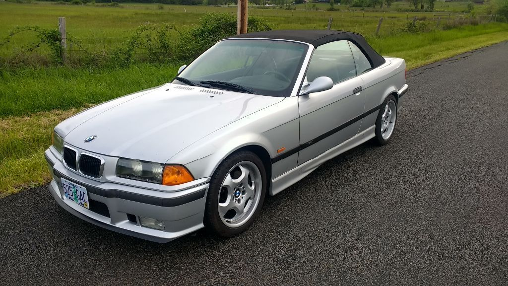 Great 1999 Bmw 3 Series Convertible 1999 Bmw M3 5 Speed Convertible