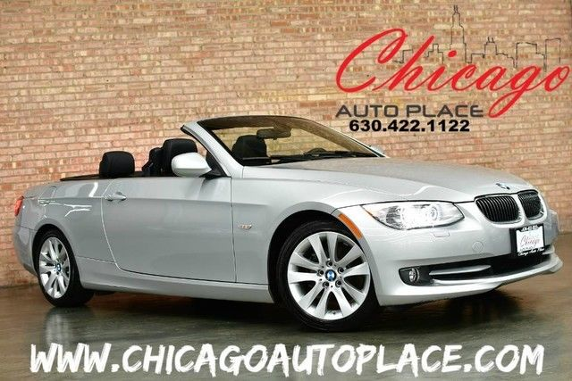 Amazing 3 Series 328i Hardtop Convertible Premium Package Navigat 2017 Bmw 30319 Miles