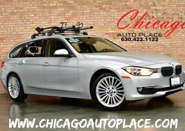 Amazing 3 Series 328i Xdrive 1 Owner Thule Roof Rack