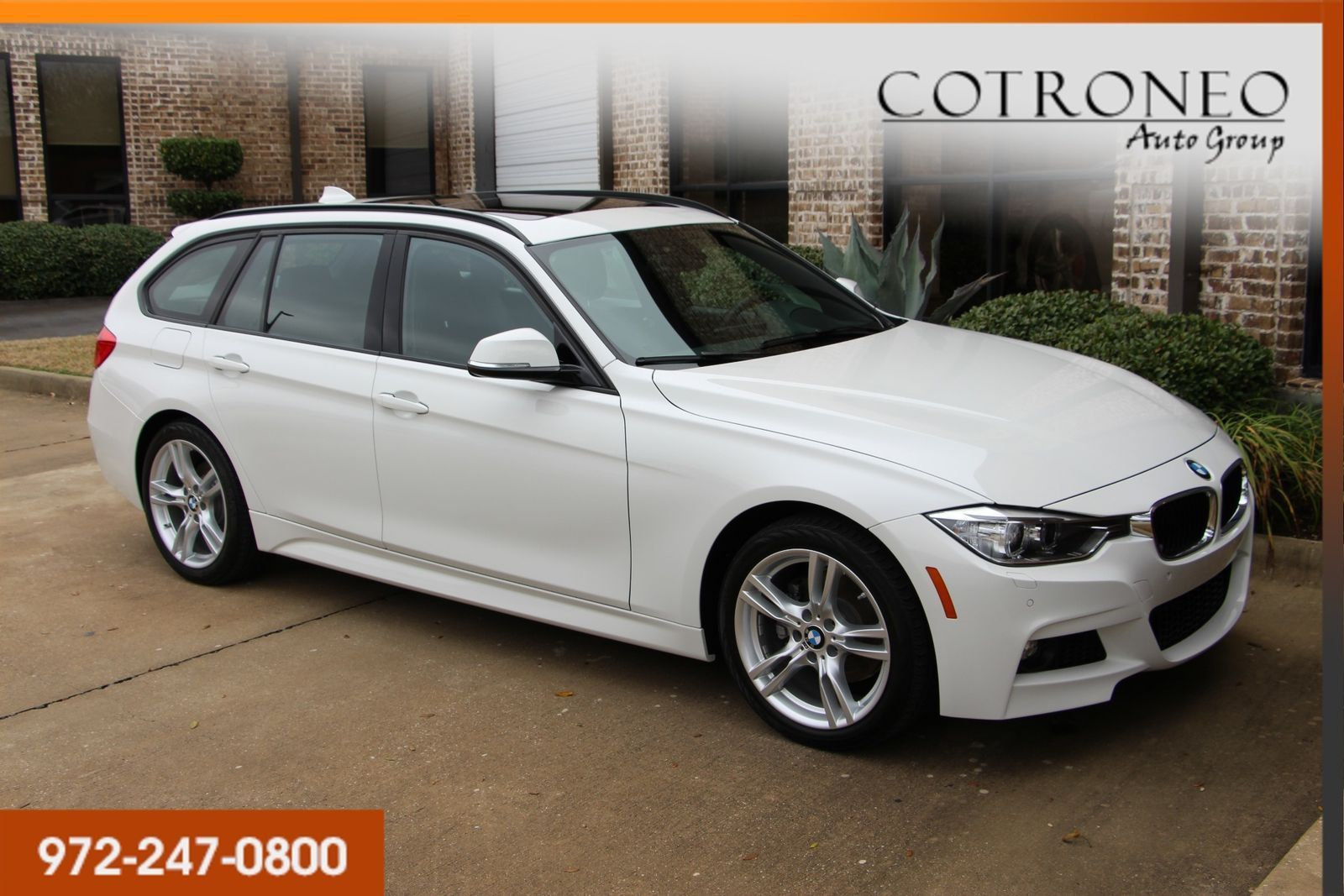 Awesome Bmw 328d Xdrive Sports Wagon M Sport Sel Alpine White Tech Driving Ist Premium Lighting Cold Weather 2017 2018
